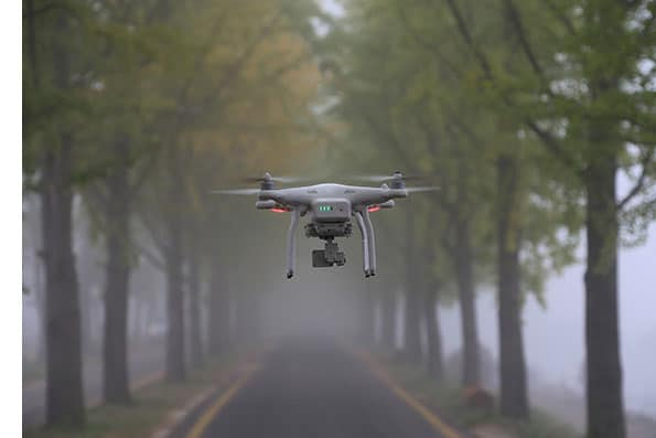 drones como negocios rentables.