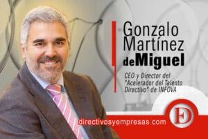 Gonzalo Martínez, CEO de Infova, explica como es el trabajo futuro