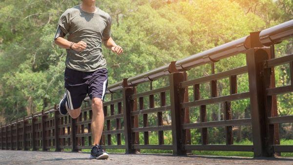 Correr es bueno para la salud