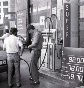 La crisis del petróleo
