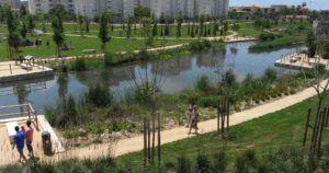Parque La Marjal de Alicante