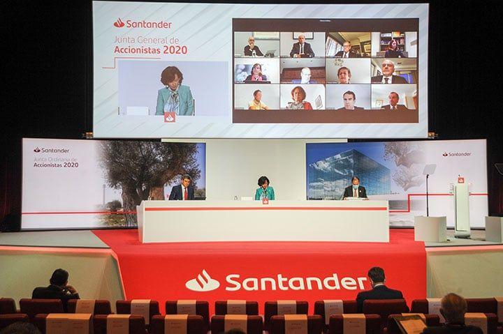 Santander-celebra-su-Junta-de-Accionistas-2020