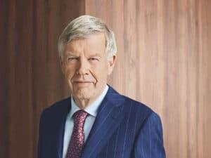 Dr. Jens Ehrhardt, presidente del consejo ejecutivo de DJE Kapital AG.
