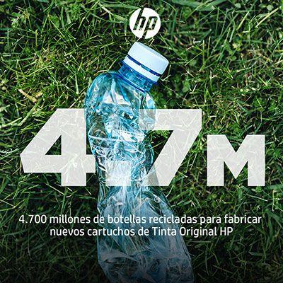 botellas-de-plástico-recicladas-por-HP