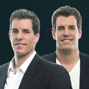 Tyler y Cameron fundadores de Winklevoss