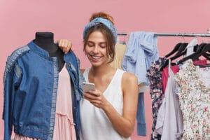 aplicaciones de internet para vender productos de segunda mano