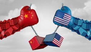 China vs. EE.UU.