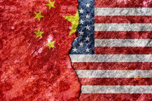 rivalidad entre Estados Unidos y China