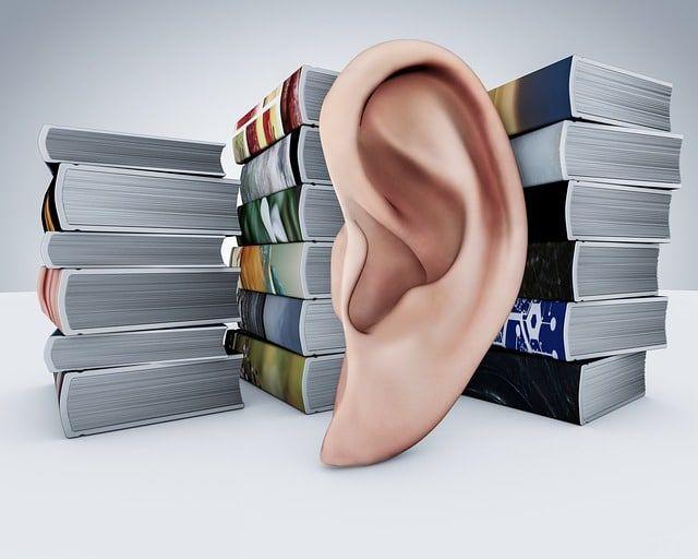 libros sonoros