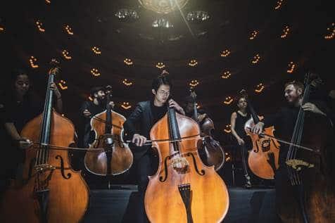 Orqesta Symphony en RV de HP y Fundación la Caixa
