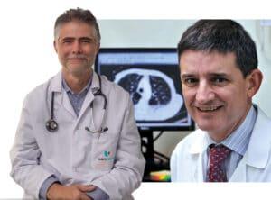 El Dr. Fernando Cereto y Dr. José María Echave-Susaeta