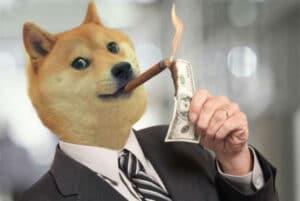 meme de perro Doge.