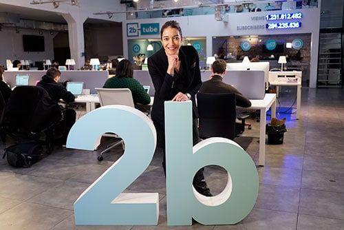 Fabienne-Fourquet de CEO 2btube