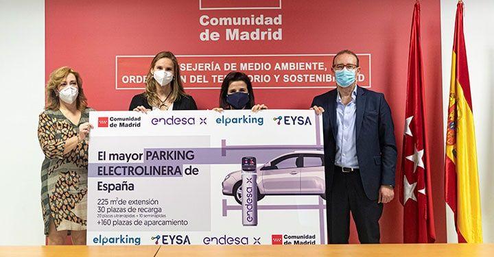 Madrid-tendrá-la-electrolinera-de-carga-ultrarrápida-más-grande-de-España