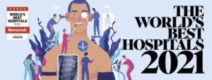 mejores hospitales del mundo 2021 según Newsweek.