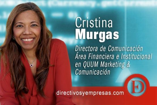 entrevista a Cristina Murgas sobre el ecosistema cripto