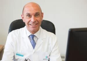 Dr. Juan Carlos Meneu, Jefe del Servicio de Cirugía General y Aparato Digestivo en el Hospital Ruber Juan Bravo de Madrid