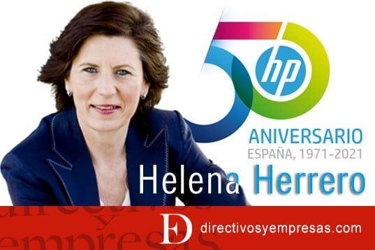 HP cumple 50 años en España