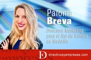 Paloma Breva, Directora de Marketing para el Sur de Europa de Medallia
