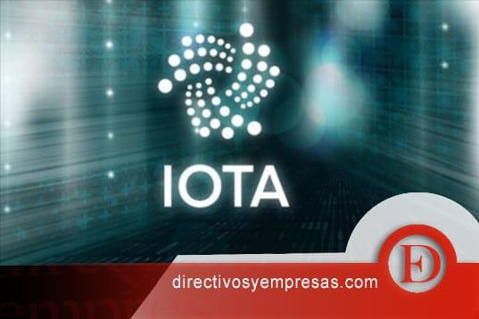 criptomoneda IOTA