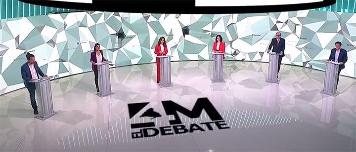 debate-de-los-candidatos-a-la-presidencia-de-la-comunidad-de-madrid