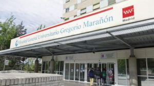 Hospital Gregorio Marañón de Madrid.