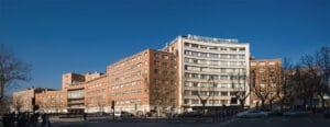 los gerentes valoran el Hospital Universitario Fundación Jiménez Díaz en Merco.