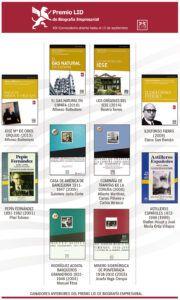 ganadores premio LID Biografía Empresarial