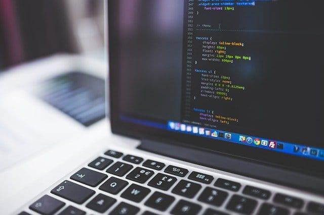 programación en código