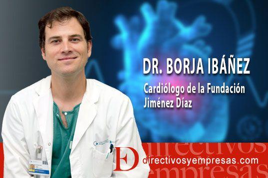 Dr. Borja Ibáñez, cardiología