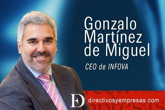 Gonzalo Martínez de Miguel habla del uso del sarcasmo en los jefes