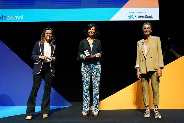 Ana Botín recibe el Premio Esade