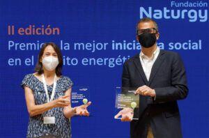 Fundación Exit, ganador de los II Premios a la mejor iniciativa social de la Fundación Naturgy