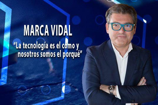 Marc Vidal habla sobre el trabajo híbrido