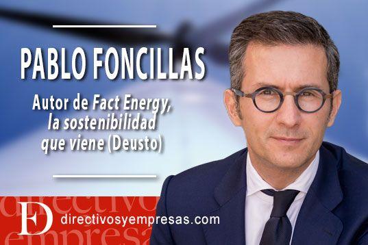 """Pablo Foncillas: """"Un mundo sin emisiones es una utopía"""""""