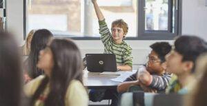 plataforma educativa de HP