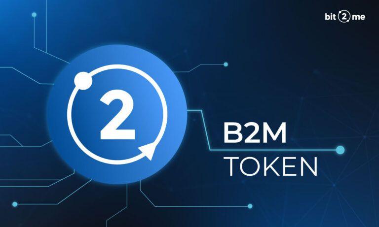 B2M token Bit2Me
