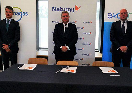 Enagas-Exolum-y-Naturgy-alianza-por-la-movilidad-con-hidrógeno-verde